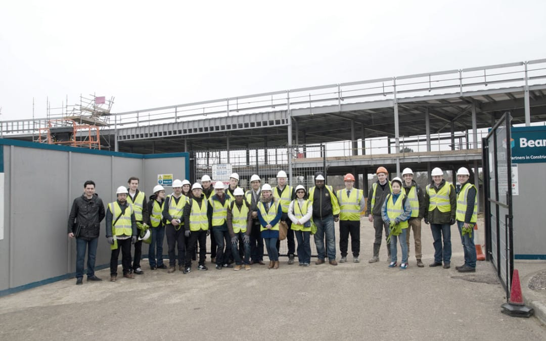 Oxford Brookes MSc Field Trip: BIM and the Rose Hill Community Centre