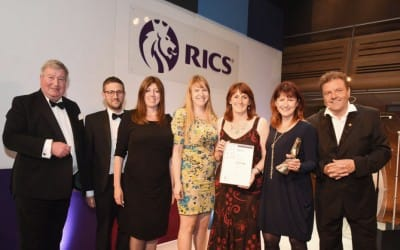 Sacrewell Mill heritage project wins three RICS East of England Awards
