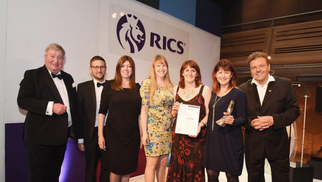 Sacrewell Mill heritage project wins three RICS East of England Awards