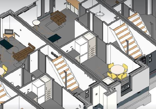 Interim report for BIM housing research project