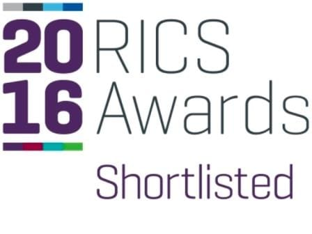 Two heritage projects shortlisted in RICS, East of England 2016 Awards