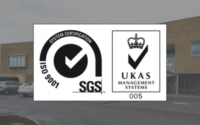 ISO 9001 Quality Assurance Certification achieved by Clarkson Alliance's Cost Management Service