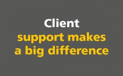 BIM: Client support makes a big difference