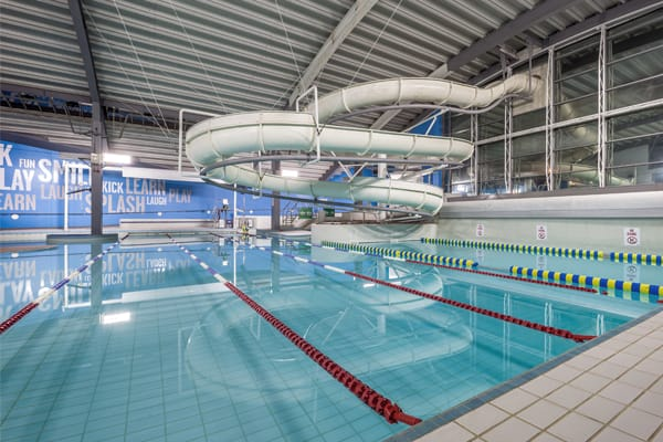 Arun leisure centre swimming pool