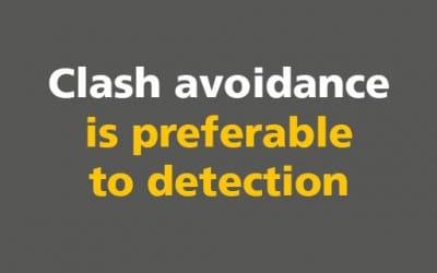 BIM: Clash avoidance is preferable to detection