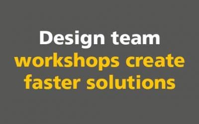 BIM: Design team workshops create faster solutions