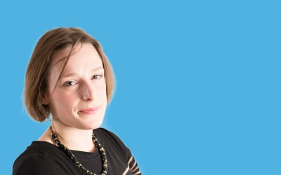 Anna promoted to Head of Project Management