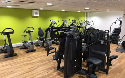 Chirk Leisure Centre reopened following successful refurbishment