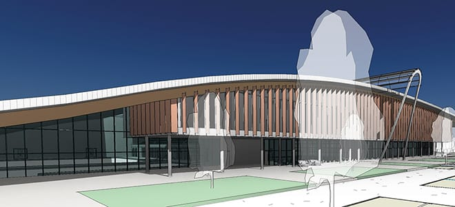 Clarkson Alliance acting as Development Manager on flagship Maidenhead leisure centre