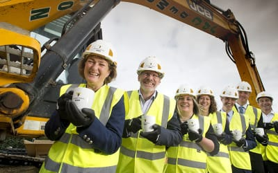 Construction work begins at Littlehampton Leisure Centre