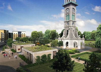 Caledonian Park Clock Tower and Heritage Centre