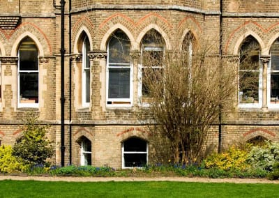 Residential works, Wycliffe Hall, Oxford