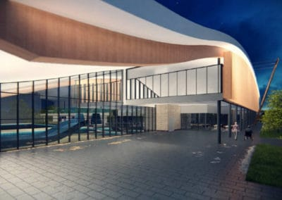 Braywick Leisure Centre, Maidenhead