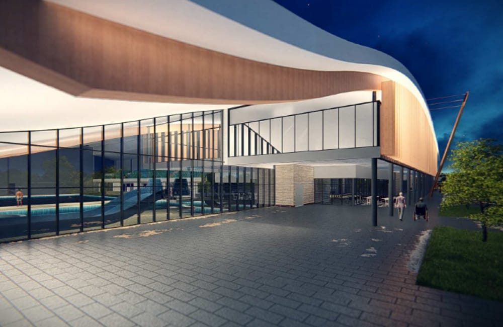 Braywick Leisure Centre plans submitted