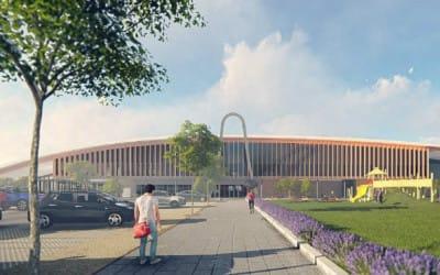 Plans for Braywick Leisure Centre progress