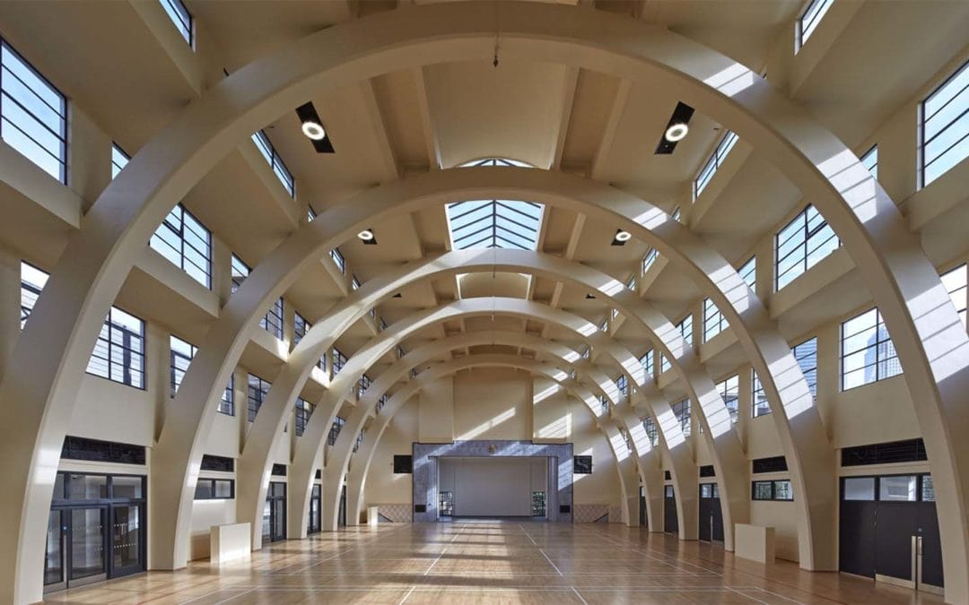 Poplar Baths restoration project wins New London Architecture Award