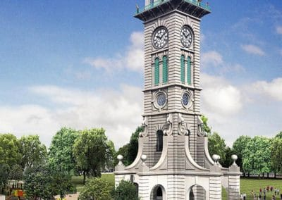 Caledonian Clock Tower and Heritage Centre