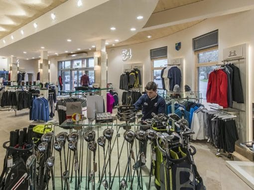 Professionals Shop & Performance Centre, Frilford Heath Golf Club