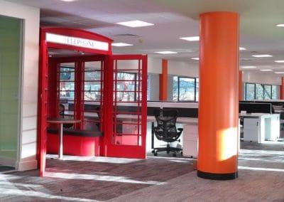 Nibley Court office space, Sword Apak