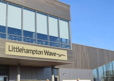Littlehampton Wave