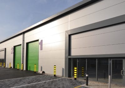 Ravenna Point industrial workspace, Chichester
