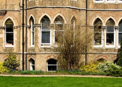 Wycliffe Hall, University of Oxford
