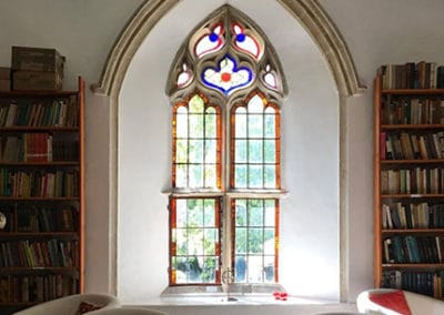 The Abbey, Sutton Courtenay