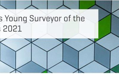 Jason Crozier nominated in RICS Matrics Young Surveyor of the Year Awards 2021